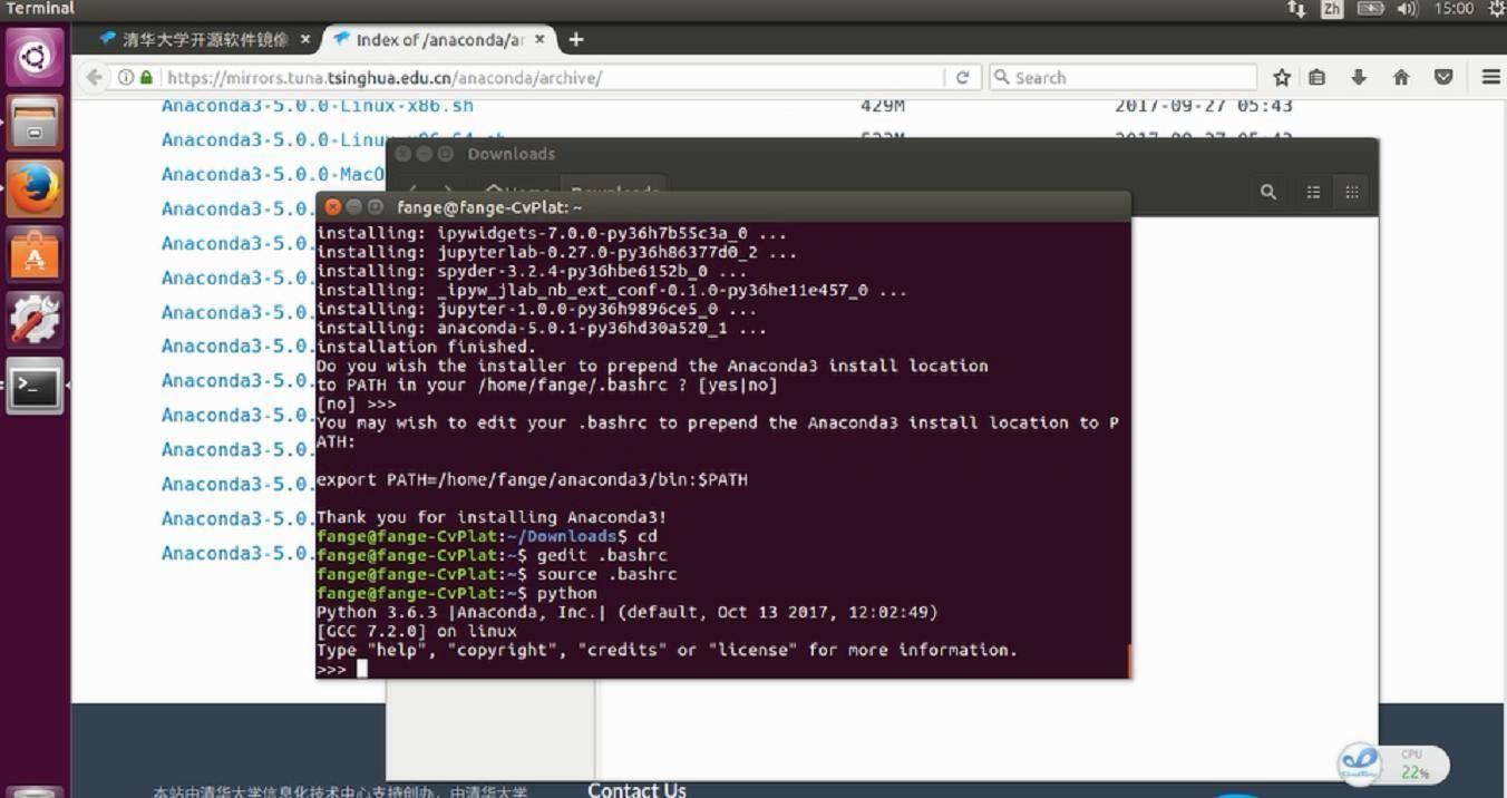 Anaconda安装与Python程序运行_python_ipython_jupyternotebook_20180116222113